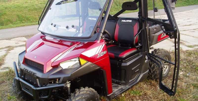 Polaris Ranger XP 900 - DFK Cab kit