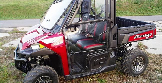 Polaris Ranger XP 900 - DFK Cab kit