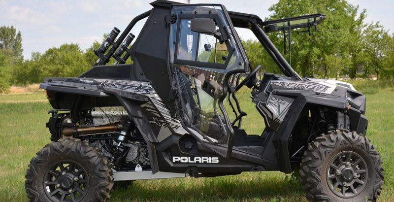 Polaris Razer 1000 Turbo EPS - DFK Cab kit (3)