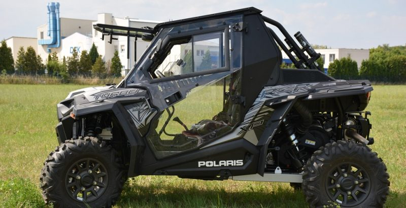 Polaris Razer 1000 Turbo EPS - DFK Cab kit (4)