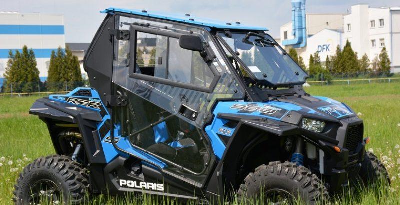 Polaris Razer 900s - DFK Cab kit
