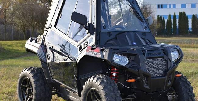 Polaris Sportsman ACE - DFK Cab kit (1)