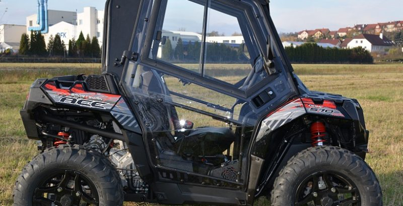 Polaris Sportsman ACE - DFK Cab kit (2)