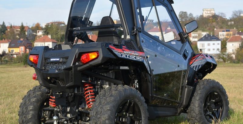 Polaris Sportsman ACE - DFK Cab kit (3)