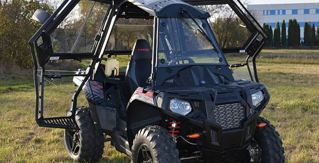 Polaris Sportsman ACE - DFK Cab kit (5)