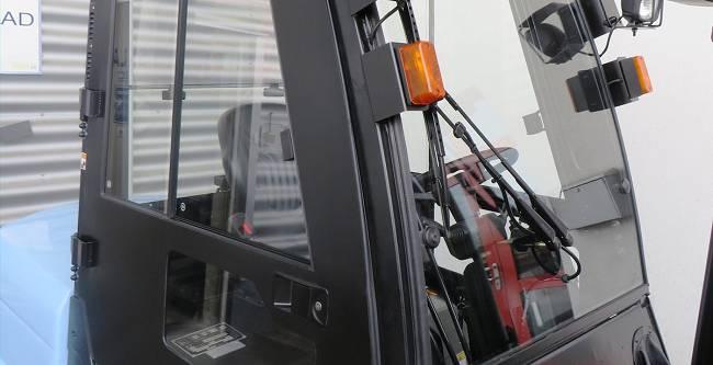 DFK Cab kit for Utilev forklifts