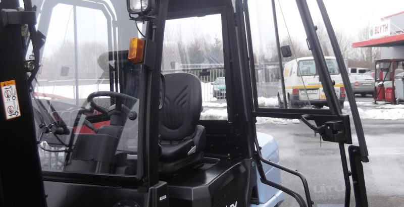 DFK Cab kit for Utilev forklifts