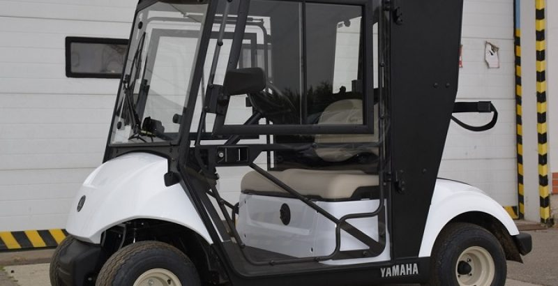 Yamaha DRIVE 2 Golf cart - DFK Cab kit