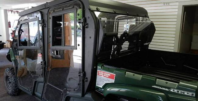 Yamaha Viking Crew - DFK Cab kit (3)