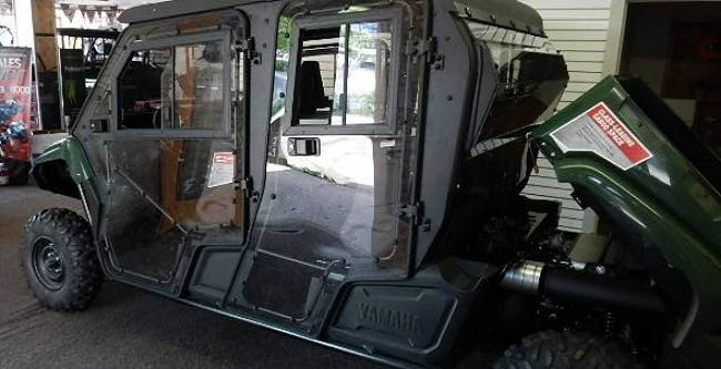 Yamaha Viking Crew - DFK Cab kit (4)